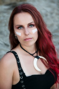 "Anastasia from ""Ashentide"" photo shoot."
