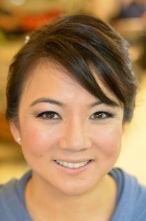 Sarah Wong Beauty Artistry wedding makeup neutral natural